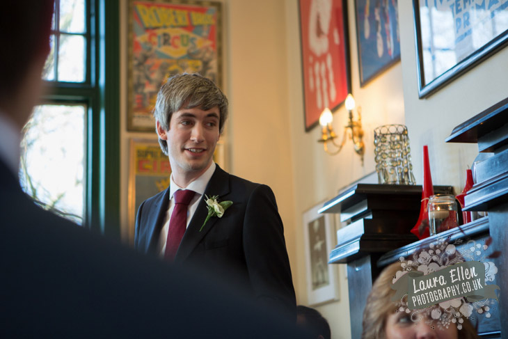 Groom speech to his Bride at London wedding