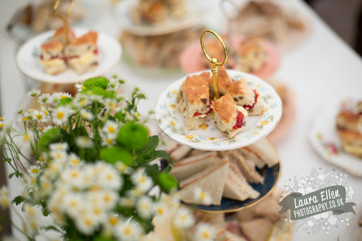 Wedding Afternoon Tea by Super Event