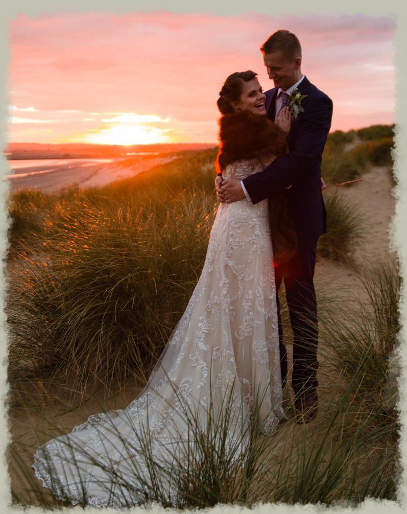 The Gallivant wedding