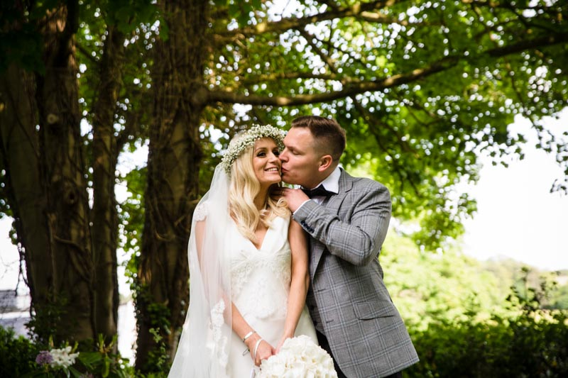 RAC Woodcote Park wedding