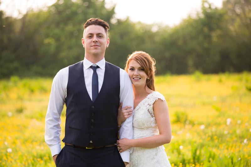 Somerset Farm Garden wedding