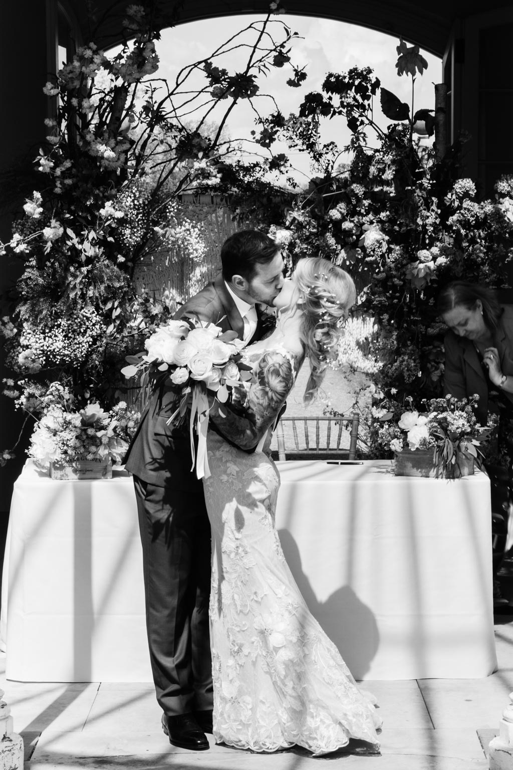 weddings at Chiswick House & Gardens