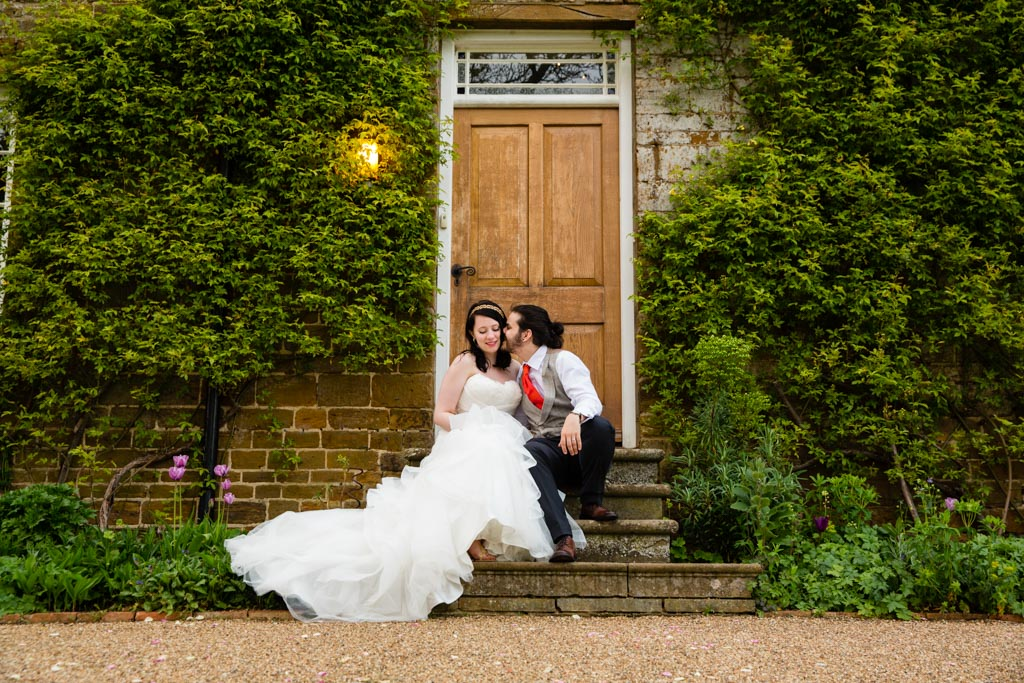 creative wedding photographer UK