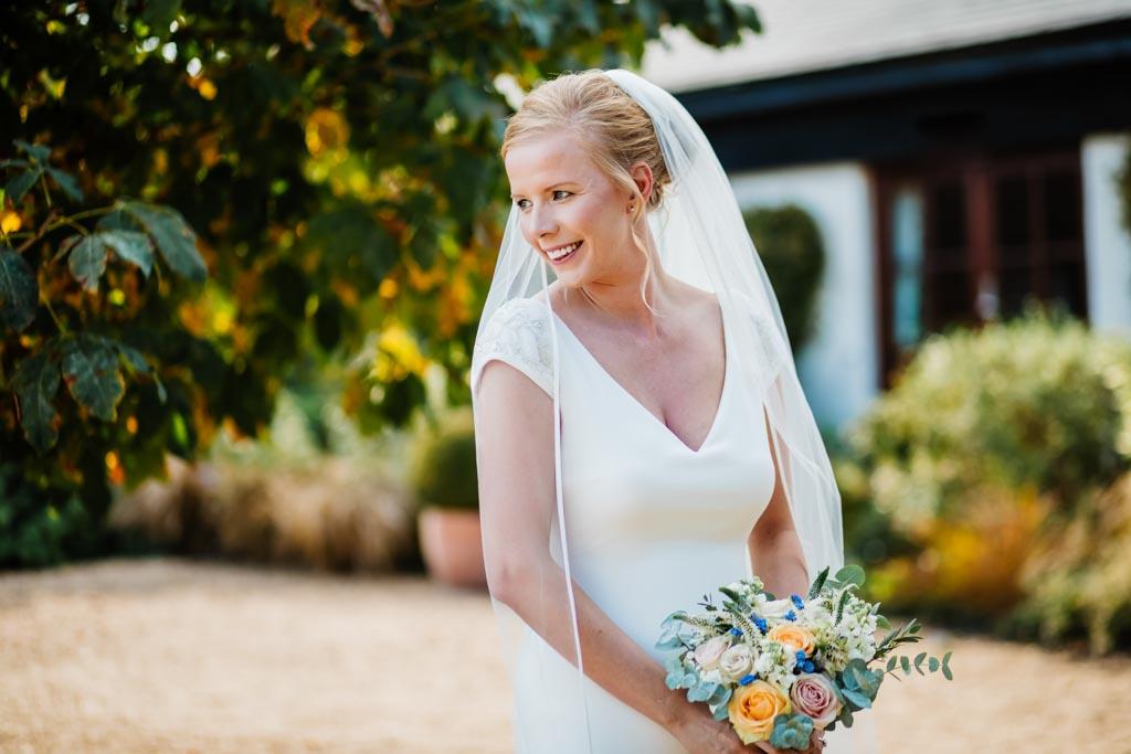 Gate Street Barn bride